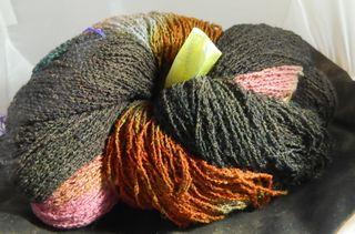 Wool Boucle