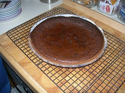 Not half baked...
